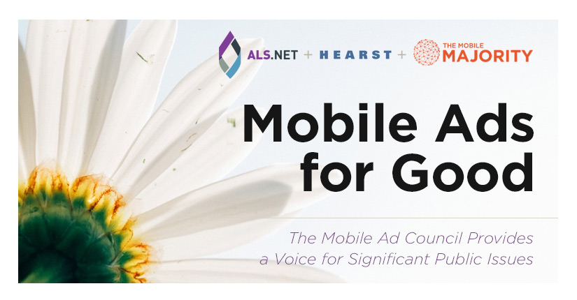 The Mobile Majority Partners with ALS TDI to Deliver Mobile Campaign for Charity