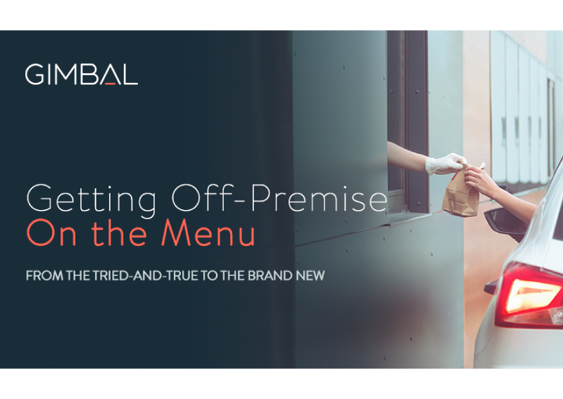 How QSR and Fast Casual Restaurants Can Prep for the Off-Premise Evolution