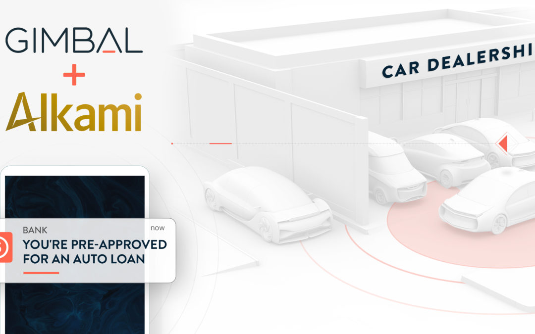 Alkami Banks On Location Services Through Partnership With Gimbal